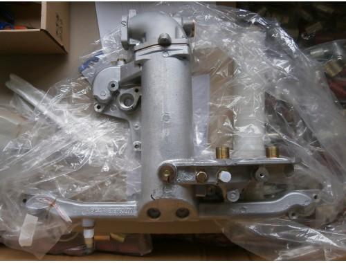 Теплообменник ЯМЗ-650 жидкостно-масляный