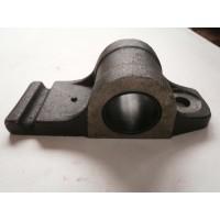 Ушко рессоры прицепа НефАЗ с полимерной втулкой D50мм,ширина 90мм