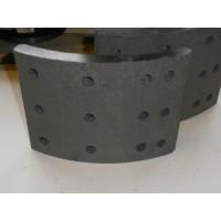 Накладка тормозная прицепа СЗАП на ось L1-8т (толстая-тонкая) А0814/А0815