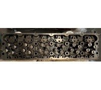 Головка блока цилиндров ЯМЗ-650 с клапанами в сборе Аналог 650-1003012