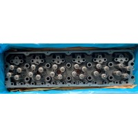 Головка блока цилиндров с клапанами в сборе ЯМЗ-650 Оригинал