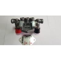 Кран (клапан) аварийного растормаживания