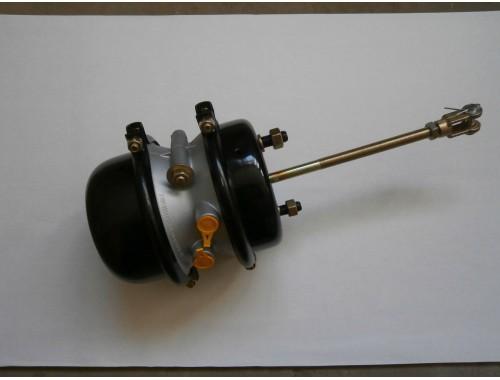 Энергоаккумулятор ЕВРО прицепа СЗАП длинный шток (матрешка) / Биформ (тип 24/30)