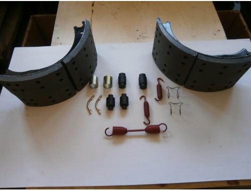 Ремкомплект тормозной колодки + Тормозная колодка