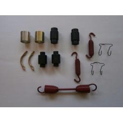 Ремкомплект тормозной колодки полный ( с накладками )